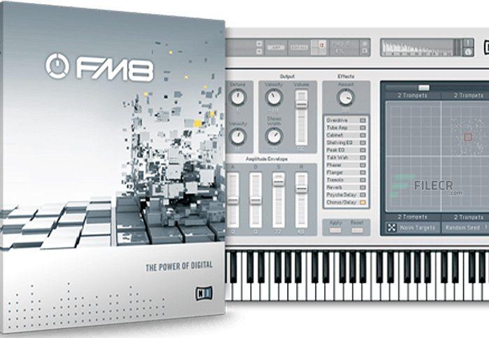 Native Instruments FM8 1.4.4 Crack